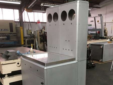 Aluminium Fabrications Unit