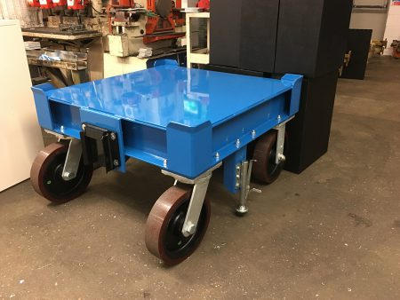 Fabricated Towing Bogey