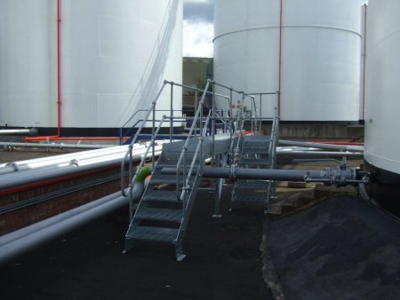 Industrial Fabrications Murco Petroleum