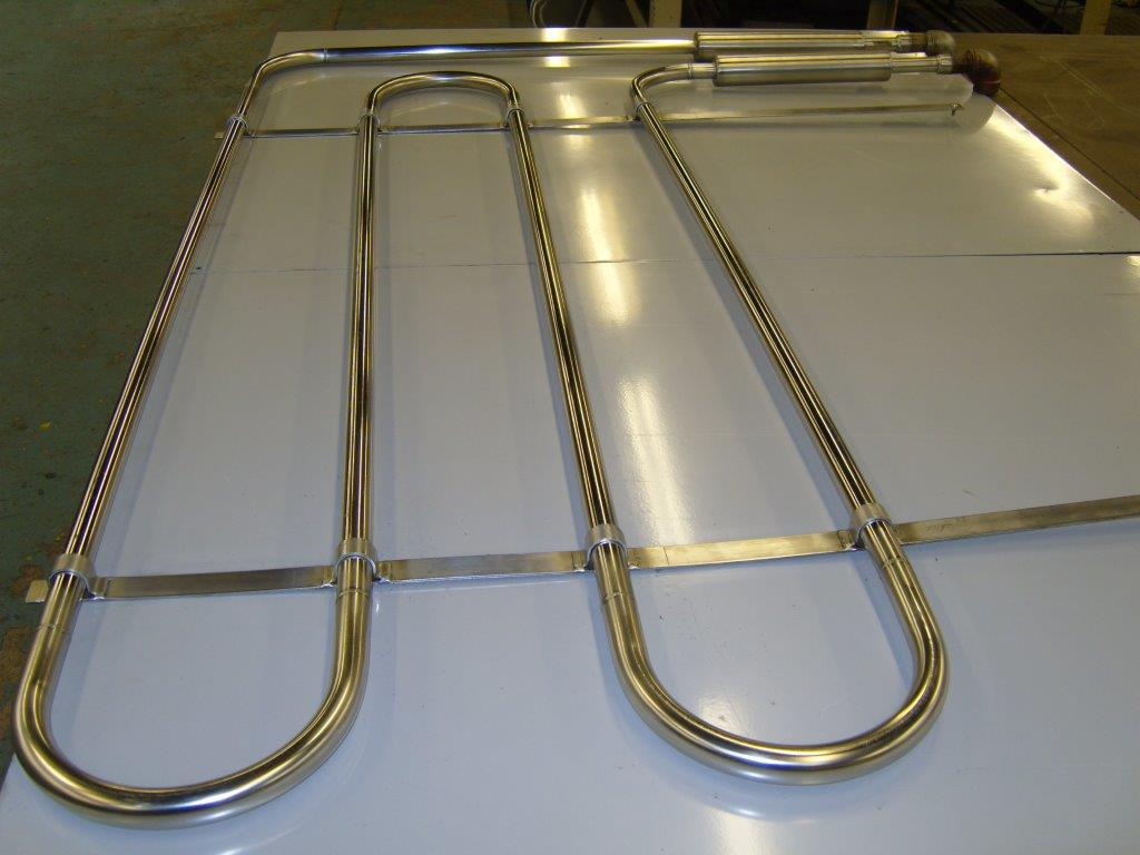 Stainless Steel Fabrications - Harry Burrows
